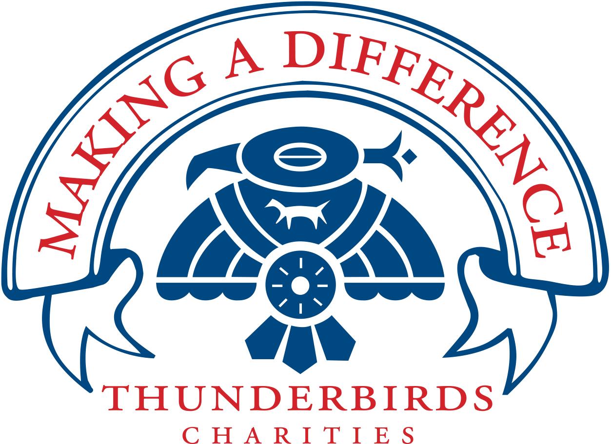Thunderbird Charities Logo