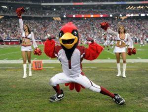 Arizona Cardinals mascot, Big Red